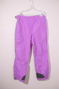 Vintage Columbia snow pants womens size large purple