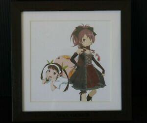 japan r1)  Madogatari Exhibition Kyoko & Mayoi Mini Framed Art