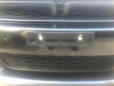 Front License Plate Tag Holder Mount Adapter Bumper Kit Bracket for DODGE New