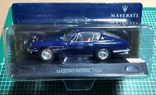 MASERATI 100 YEARS COLLECTION 08 - MISTRAL 1964 - 1/43 DIE CAST