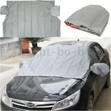 Magnetic Car Windscreen Cover Anti Snow Frost Ice Cotton Window Mirror Protector
