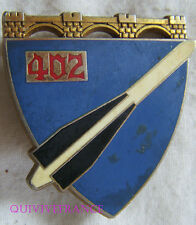 IN7223 - INSIGNE  402° Régiment d'Artillerie Antiaérienne