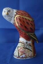 ROYAL CROWN DERBY RED KITE PAPERWEIGHT - BOXED