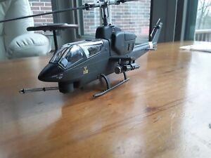 Corgi Metal Diecast AH-1J Cobra Helicopter HML-367