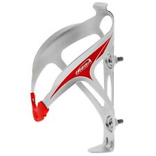 Ibera Bicycle Silver Water Bottle Cage Extra Lightweight Alloy 29g NEW IB-BC9-SL
