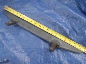 lathe long Tool Rest Holder  Vintage   Craftsman?  delta? Wood Lathe