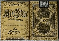 1 Deck Prohibition Tennessee Moonshine Playing Cards~Ellusionist~Free Shipping