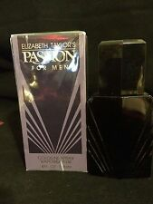 Passion by Elizabeth Taylor 4.0 oz. Cologne Spray for Men ***NEW & SEALED***