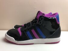 ADIDAS Originals Midiru Court Mid 2.0 Donne Scarpe Nero UK 4.5 EUR 37 1/3 Q23340