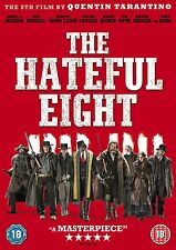 THE HATEFUL EIGHT       BRAND NEW SEALED GENUINE UK DVD