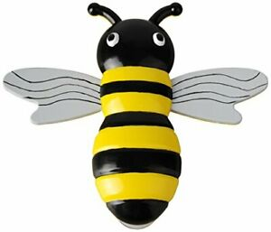 Fallen Fruits Bee Outside Thermometer for Window Greenhouse Shed Garden Ornament
