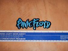 "Vintage Original Pink Floyd Patch 2"" X 5"" Nos"