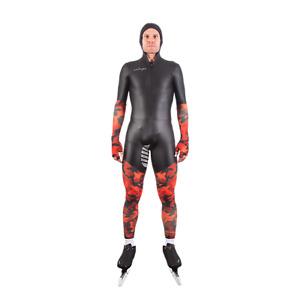 EDGE  Long Track speed skates SKINSUIT rubber 003-18