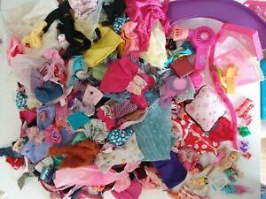 Large Barbie/Sindy doll type clothes TLC bundle