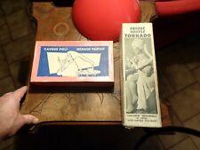 Accessoire Casque d' Ancien Sèche Cheveux Electrique Tornado & Poli de Coiffeur