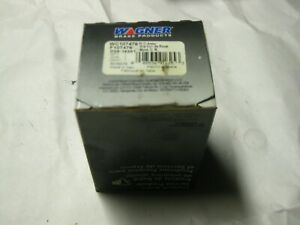 Drum Brake Wheel Cylinder-Coupe Rear Wagner WC107476