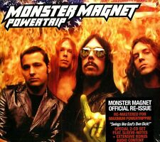MONSTER MAGNET POWERTRIP DOPPIO CD DIGIPACK NUOVO SIGILLATO !!