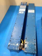 SET OF USED TRIAD CONTROLS TR-30-2F-AU LIGHT CURTAIN EMITTER & RECEIVER CHEAP 7D