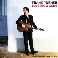 Frank Turner - Love Ire & Song [New Vinyl]