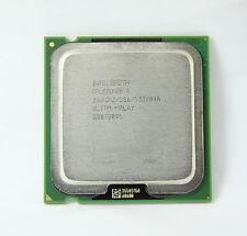 Intel Celeron D Processor 330J  SL7TM 256K Cache 2.66 GHz 533 MHz FSB  PLGA775