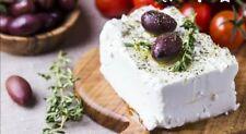 2 Organic Greek Feta Cheese 200g high in protein Sheep and Goats Milk nutritious