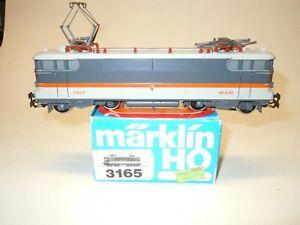 Marklin HO - SNCF electric engine - AC analog - cat# 3165