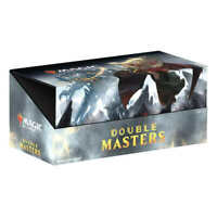 MAGIC MTG Double Masters Booster Box English - 2 Box toppers ships 8-7
