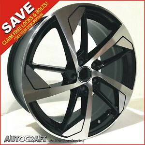 """20"""" RS5 BP Style ALLOY WHEELS + TYRES - AUDI S5 S6 S7 RS4 RS5 RS6 ALLROAD"""