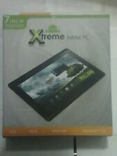 XTREME TABLET 7C  4gb-wi-fi webcam-android 4.0 black