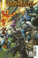 War of the Realms #3 Izaakse International variant Marvel Comics 2019 Thor