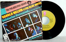 "7"" Vinyl Harold Melvin & The Blue Notes - SATISFACTION GUARANTEED"