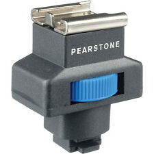 Pearstone CSA-II Universal Shoe Adapter for Canon Camcorders with Mini Advanced