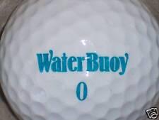 (1) Water Buoy Vintage Logo Golf Ball Balls