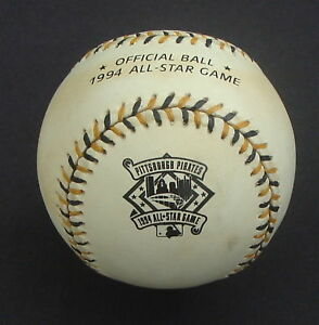 1994  ALL STAR BASEBALL PITTSBURGH