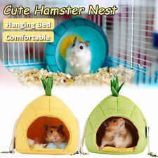 Hammock for Rat Mice Mouse Hamster Squirrel Small Birds Hanging Bed Toy