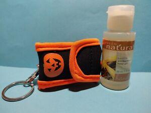 AVON Naturals VANILLA Mini Hand Gel & Pumpkin Case ~ SEALED