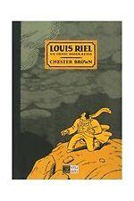 Louis Riel. NUEVO. Nacional URGENTE/Internac. económico. COMIC ADULTOS