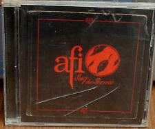Used CD, AFI, Sing The Sorrow, with Girls Not Grey, Silver and Cold, MORE...