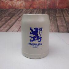 Lowenbrau Munchen Beer Stein Mug