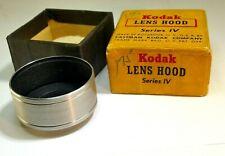 Kodak series 4 IV screw in hood shade 24mm threaded metal