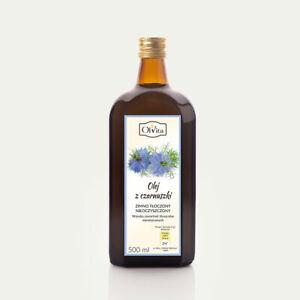 Black Cumin Seed Oil - Cold Pressed FREE P&P