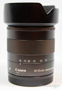 Canon EF-M 18-55mm f/3.5-5.6 STM IS Lens