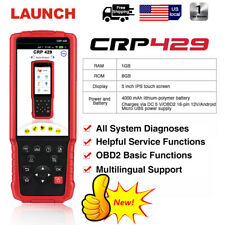 LAUNCH X431 CRP429 All System Diagnostic Scanner OBD2 Code Reader IMMO EPB SAS