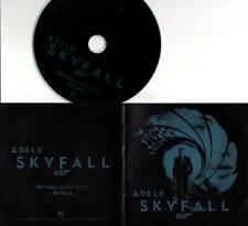 Adele 2trk PROMO CD Skyfall