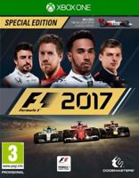 F1 2017 - Special Edition  XBOX ONE Mint Condition Same Day Dispatch Fast & Free