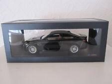 MODELLAUTO 1:18 BMW M4 COUPE PARAGON SAPPHIRESCHWARZ BLACK DEALER ED.OVP