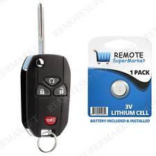 Remote For 2007 2008 2009 2010 2011 2012 2013 GMC Sierra Flip Car Key Fob 421