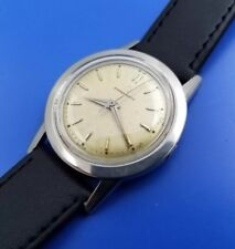 Vintage 1960s Mans ETERNA-MATIC Self Winding Fully Serviced WARRANTY
