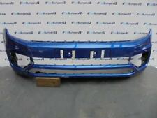 VW AMAROK FRONT BUMPER 2017 ONWARDS GENUINE VW PART *B13