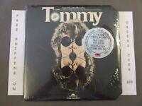 SEALED TOMMY ORIGINAL SOUNDTRACK DBL LP THE WHO ELTON JOHN PD-2-9502